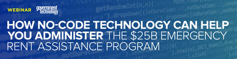 How No-Code Technology Can Help You Administer the $25B Emergency Rent Assistance Program