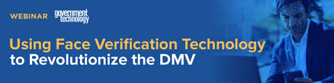 Using Face Verification Technology to Revolutionize the DMV