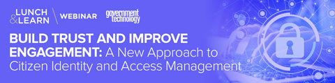 Build Trust and Improve Engagement: A New Approach to Citizen Identity and Access Management