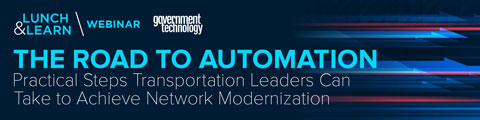 The Road to Automation: Practical Steps Transportation Leaders Can Take to Achieve Network Modernization