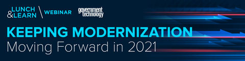 Keeping Modernization Moving Forward in 2021