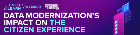 Data Modernization's Impact on the Citizen Experience