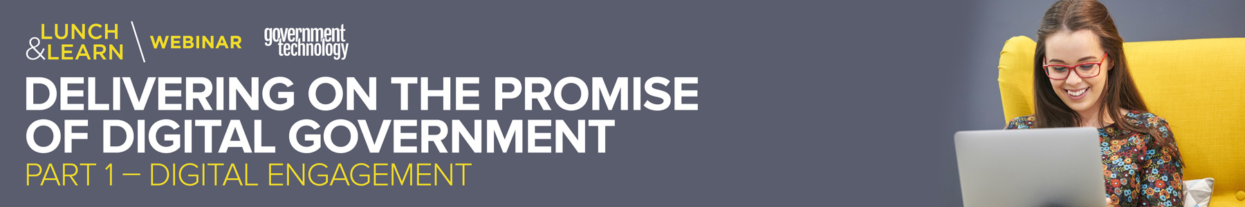 Delivering on the Promise of Digital Government: Part 1 - Digital Engagement