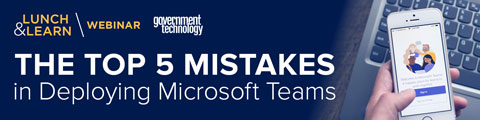 The Top 5 Mistakes in Deploying Microsoft Teams