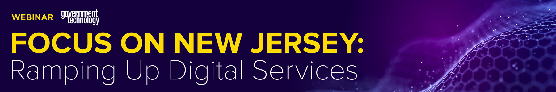 Focus on New Jersey: Ramping Up Digital Services