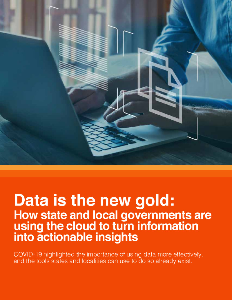 How Government is Using the Cloud to Turn Information into Actionable Insights
