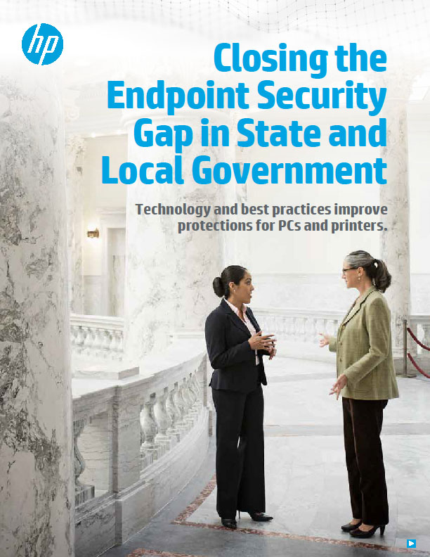 GT - HP - eBook - 181112 - Closing the Endpoint Security Gap