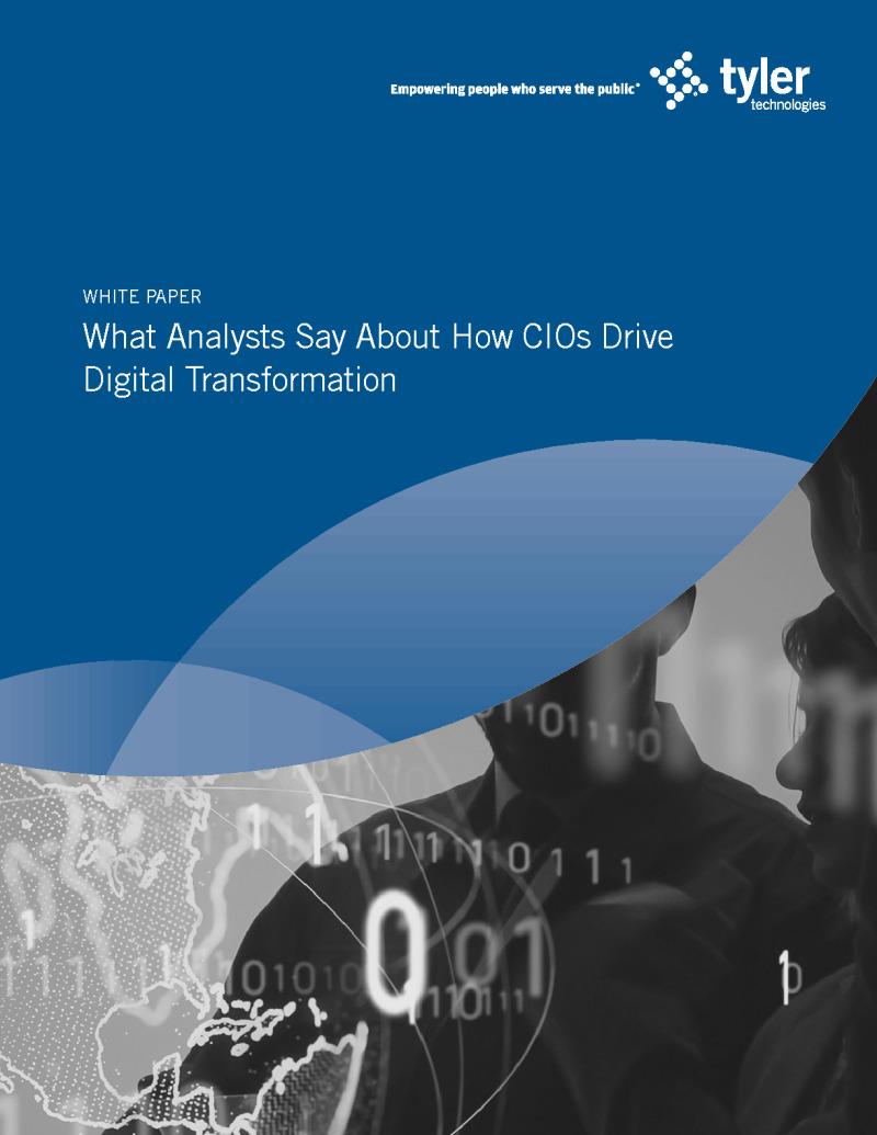 How CIOs Drive Digital Transformation