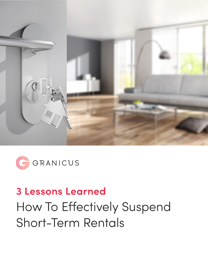 3 Lessons Learned: How To Effectively Suspend Short-Term Rentals