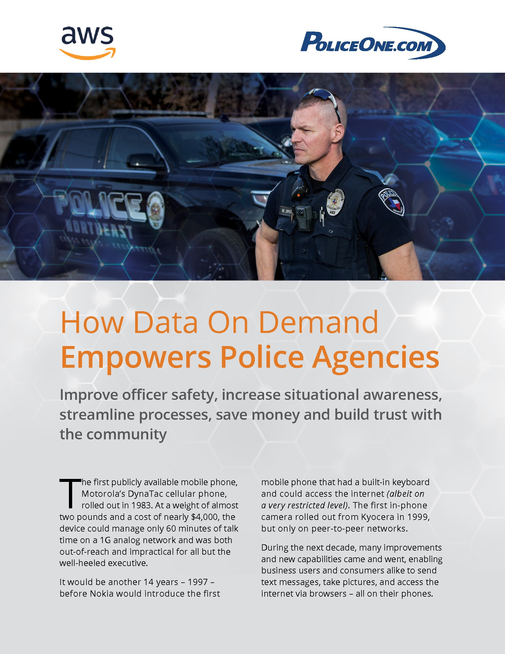 GT - Amazon - 2019 Public Safety Channel - Data on Demand Whitepaper