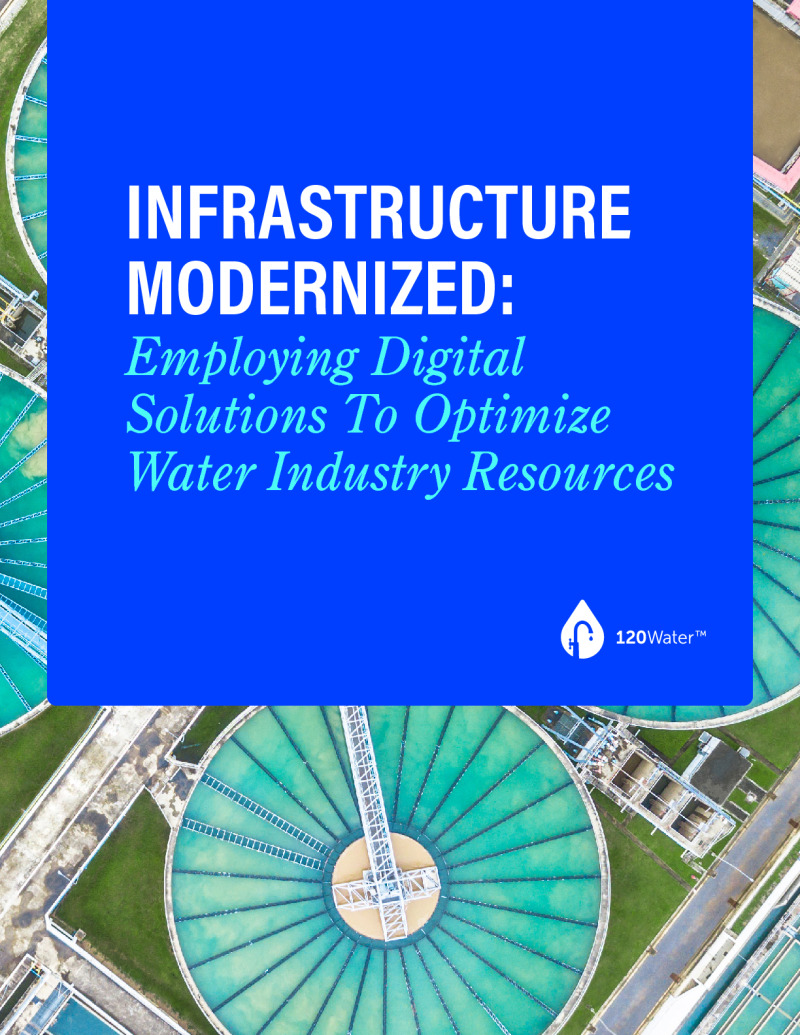 Infrastructure Modernized: Solutions For The Water Industry