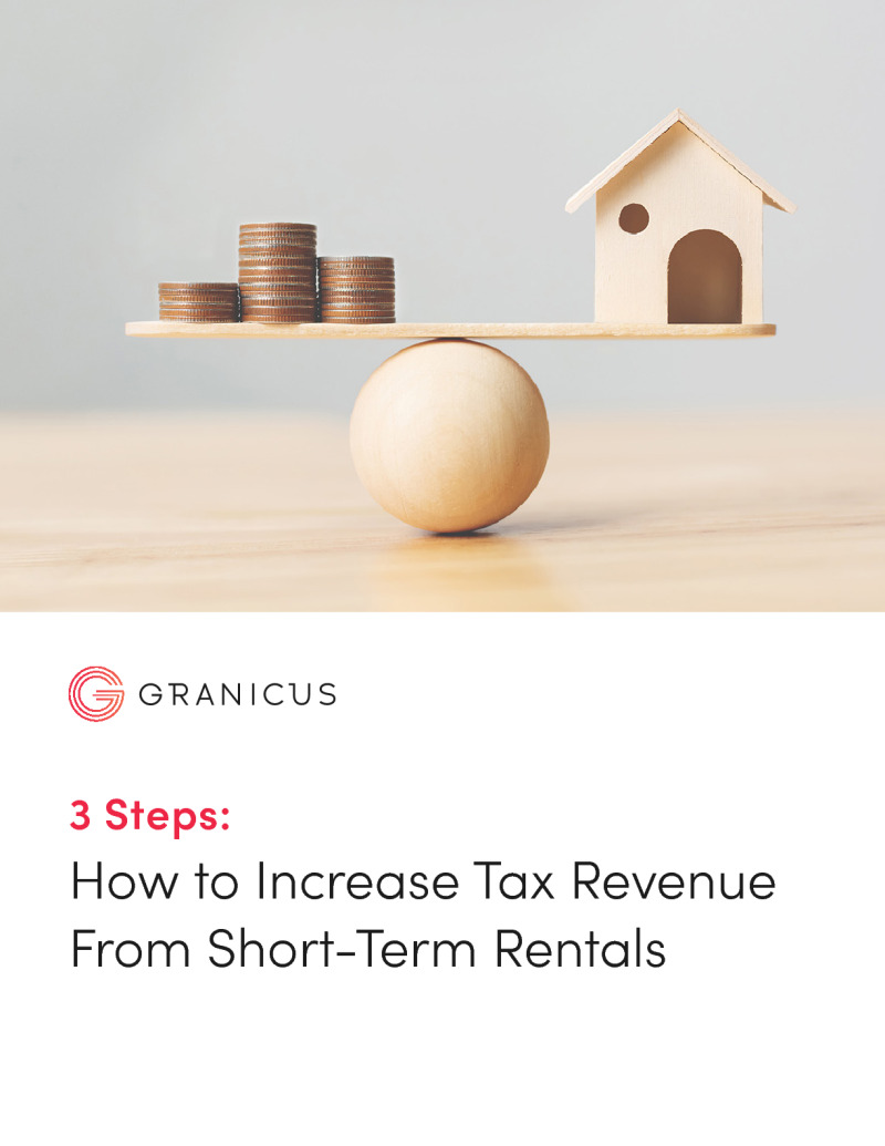 How to Increase Tax Revenue From Short-Term Rentals