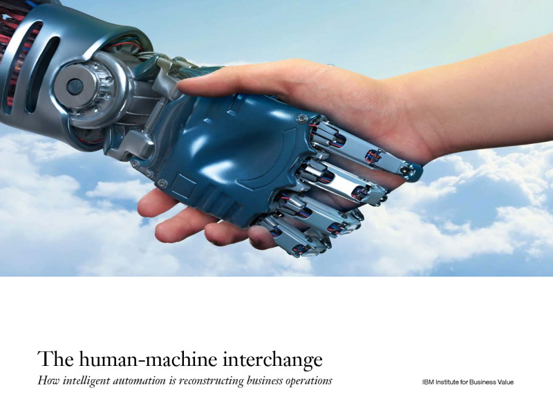 Using Intelligent Automation to Transform the Way Humans and Technology Interact