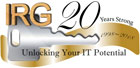 IRG 20yearAnniversary Logo 140RGB