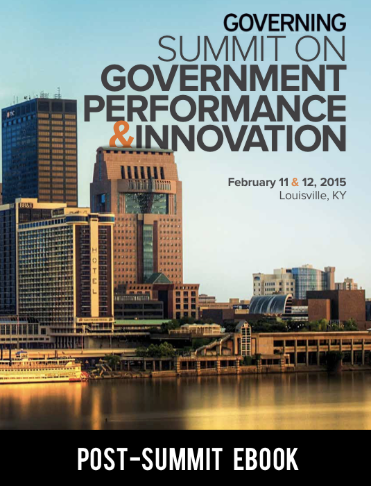 Summit on Government Performance & Innovation Post-Conference eBook
