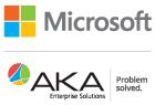 Microsoft AKA Enterprise Solutions Tag Logo-140RGB