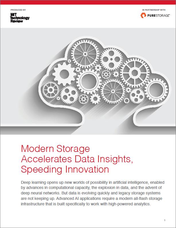 GT - Pure Storage - Channel Sponsorship 2018 - Modern Storage