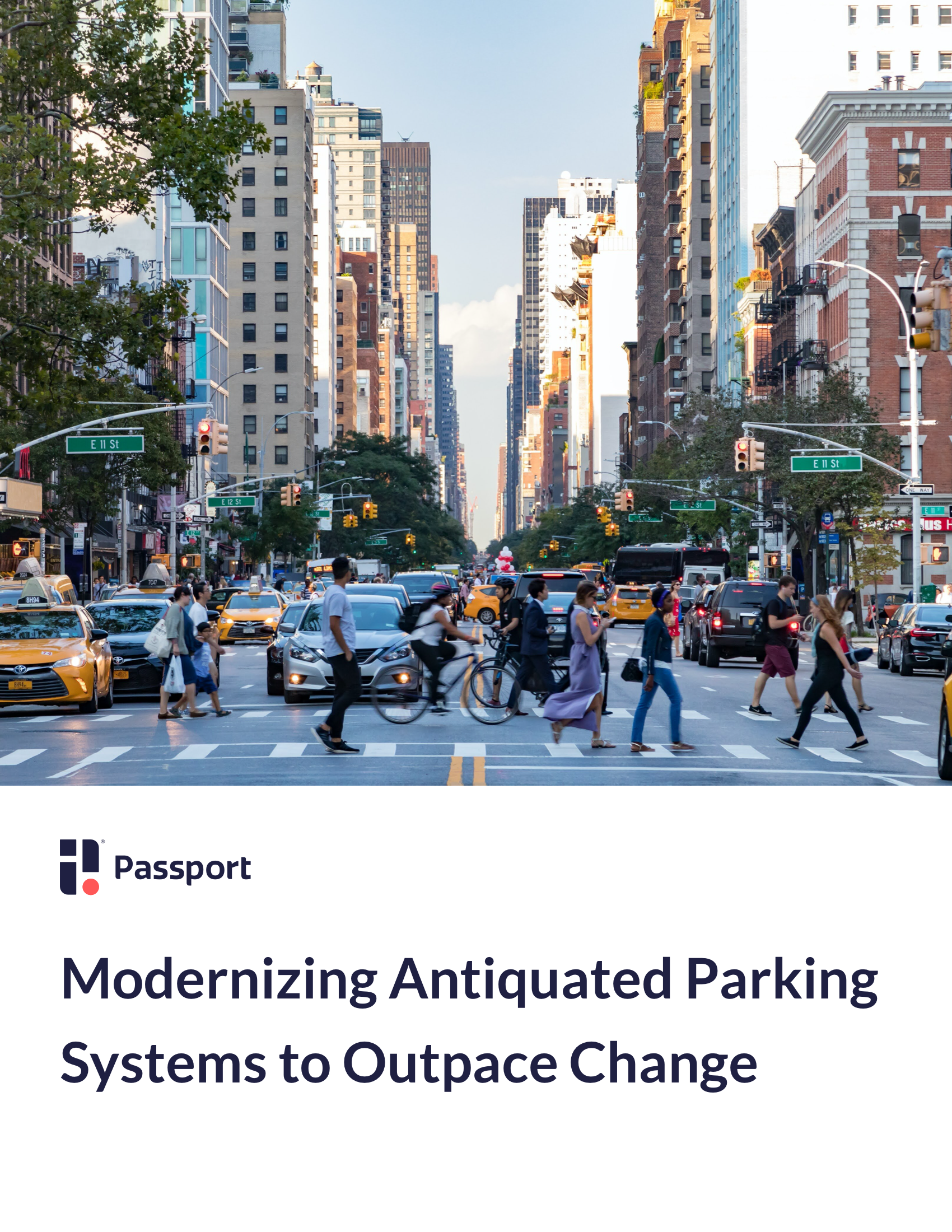 Modernizing Antiquated Parking Systems to Outpace Change