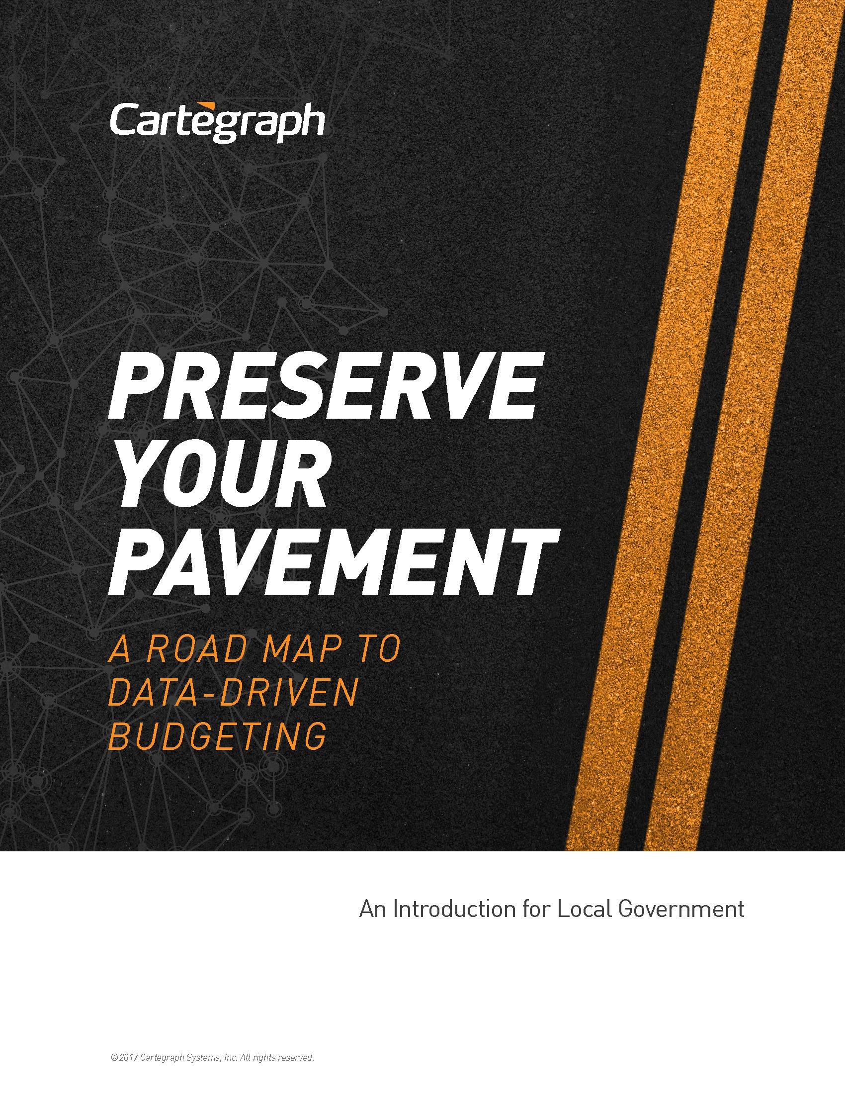 GT - CarteGraph - Client Supplied - 190219 - Preserve Your Pavement