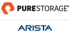 Pure Storage Arista Logo-140RGB