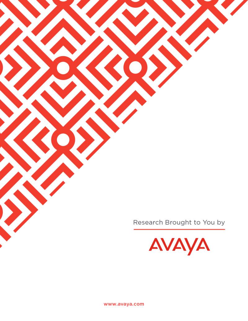 GT - Avaya - Client Supplied - 201224 - Nemertes Research