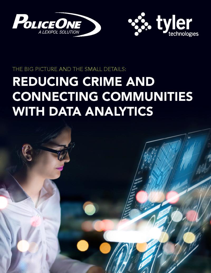 Reducing Crime with Data Analytics