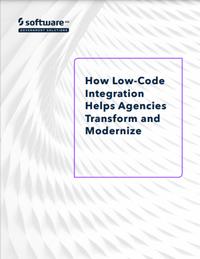 How Low-Code Integration Helps Agencies Transform and Modernize
