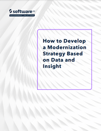 How to Develop a Modernization Strategy Based on Data and Insight