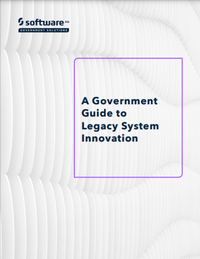 A Government Guide to Legacy System Innovation