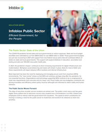 The Public Sector: State of the Union