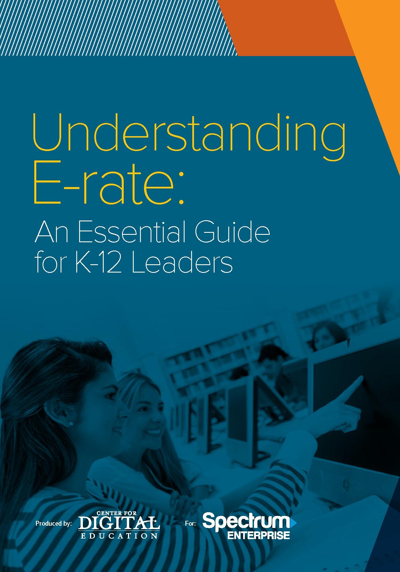 CDE - Spectrum - Handbook - 181121 - Understanding E-rate