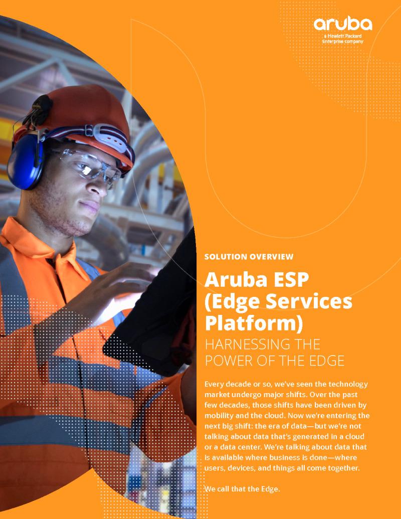CDE - Aruba - Supplied - 200721 - Edge
