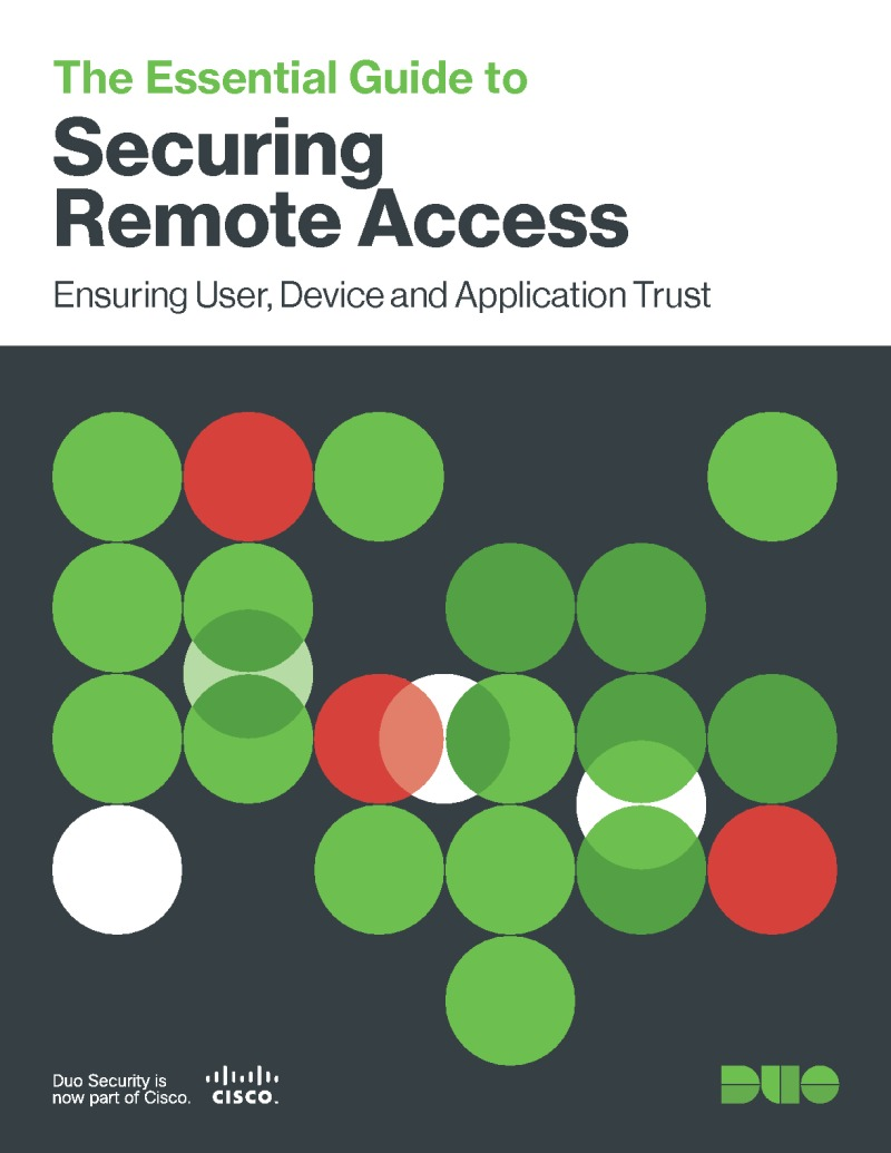 The Essential Guide to Securing Remote Access