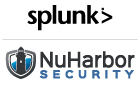 Splunk NuHarbor Security
