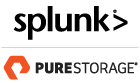 Splunk Pure Storage