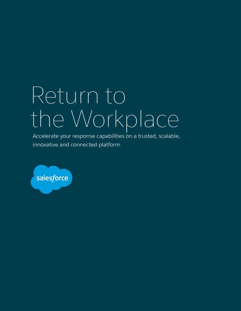 Return to the Workplace