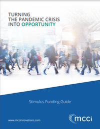 Stimulus Funding: Turning the Pandemic Crisis into Opportunity