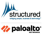 Structured PaloAlto Networks