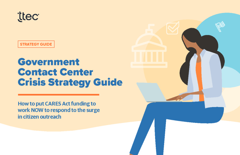Government Contact Center Crisis Strategy Guide