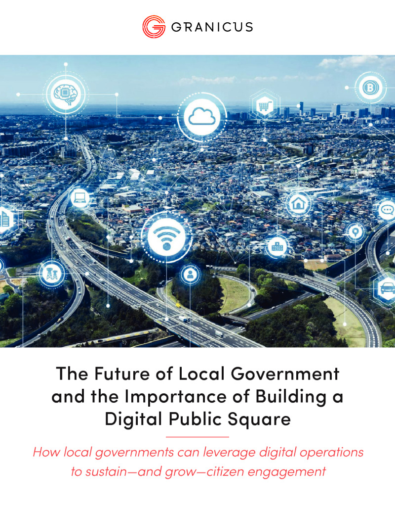The Future of Local Government and the Importance of Building a Digital Public Square