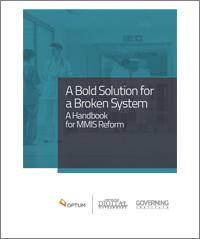 A Handbook for MMIS Reform