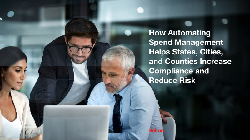 How Automating Spend Management Helps Governments Enable a Remote Workforce