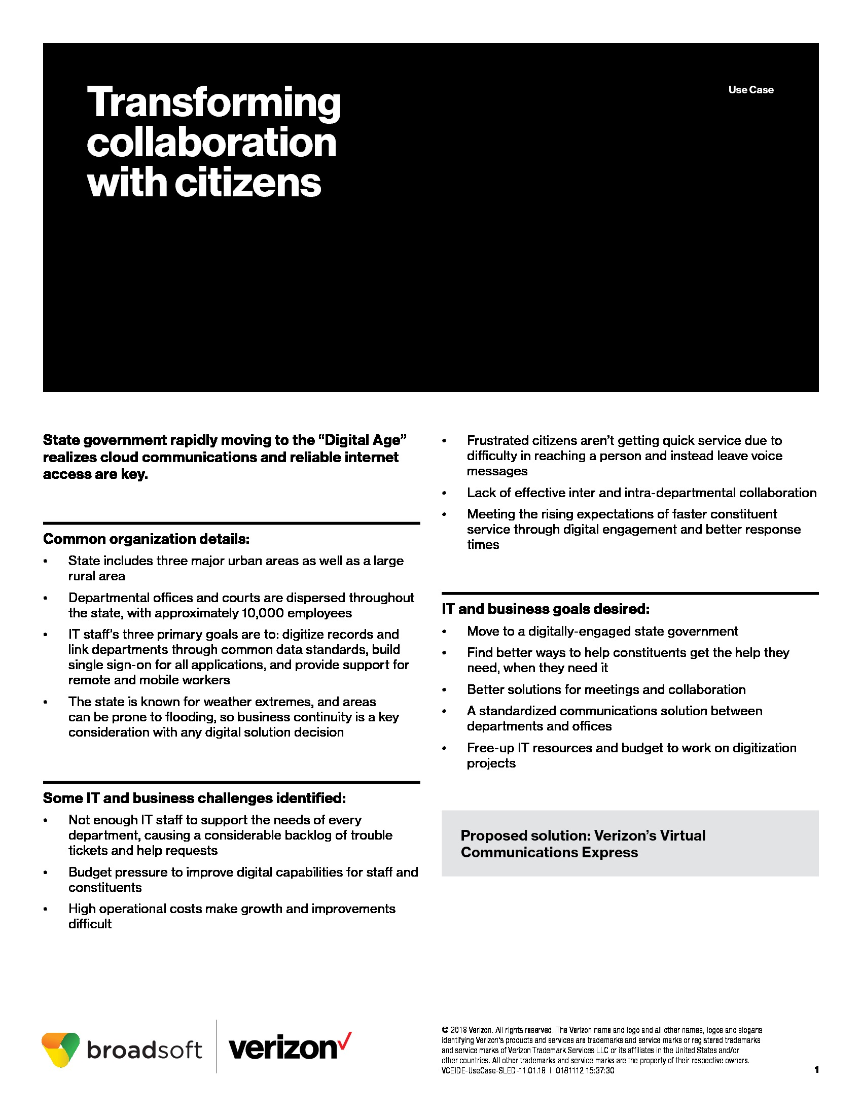 GT - Verizon - Client Supplied - 191001 - Transforming Collaborations with Citizens