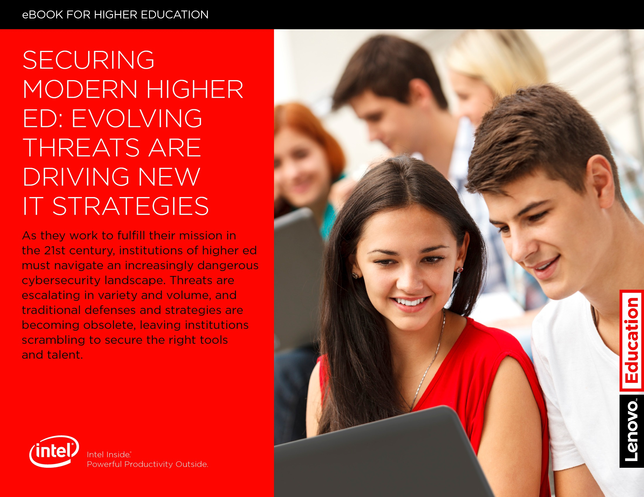 Modern Higher Ed: Evolving Threats Are Driving New IT Strategies