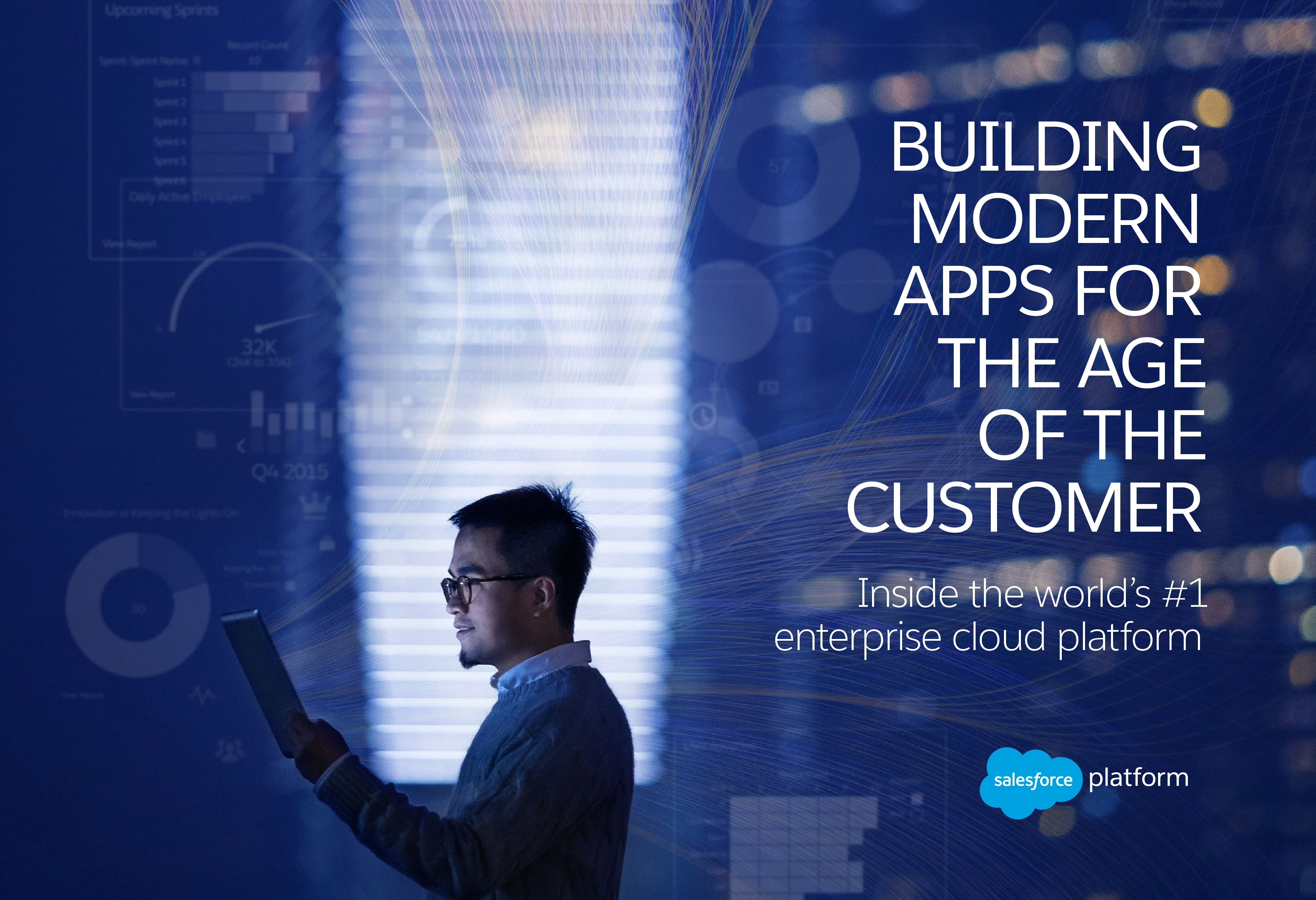 GOV - Salesforce - 2018 Microsite - Building Modern Apps