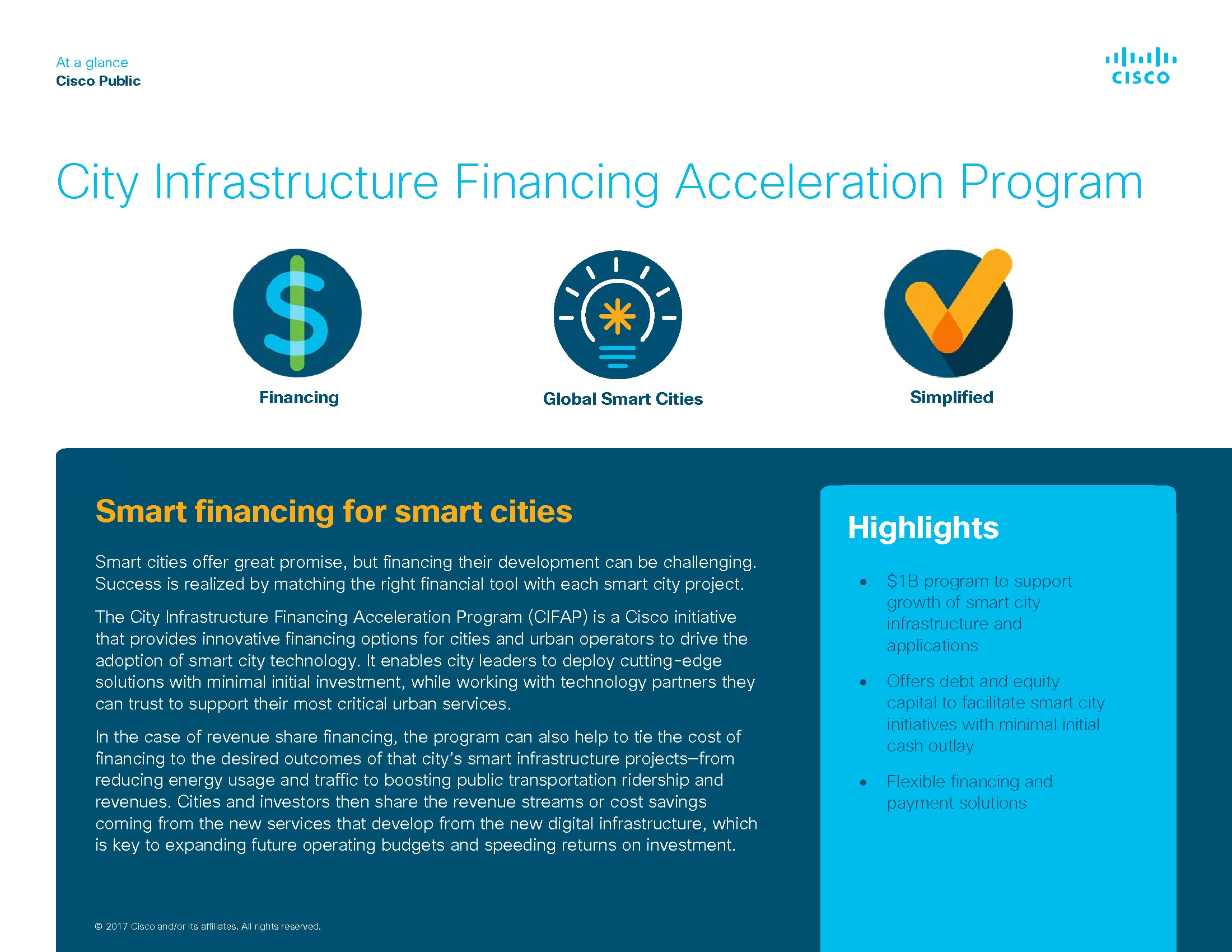 GT - Cisco - Smart Cities Microsite 2018 - City Infrastructure