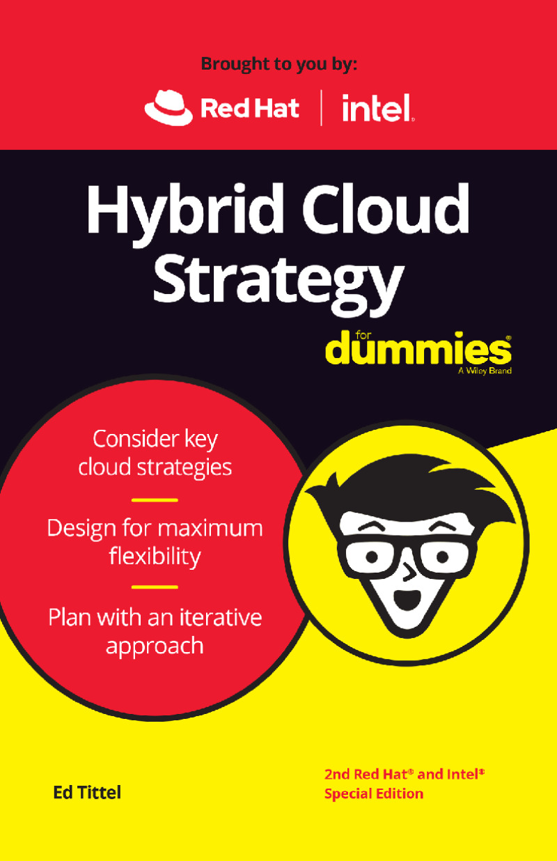 Hybrid Cloud Strategy eBook