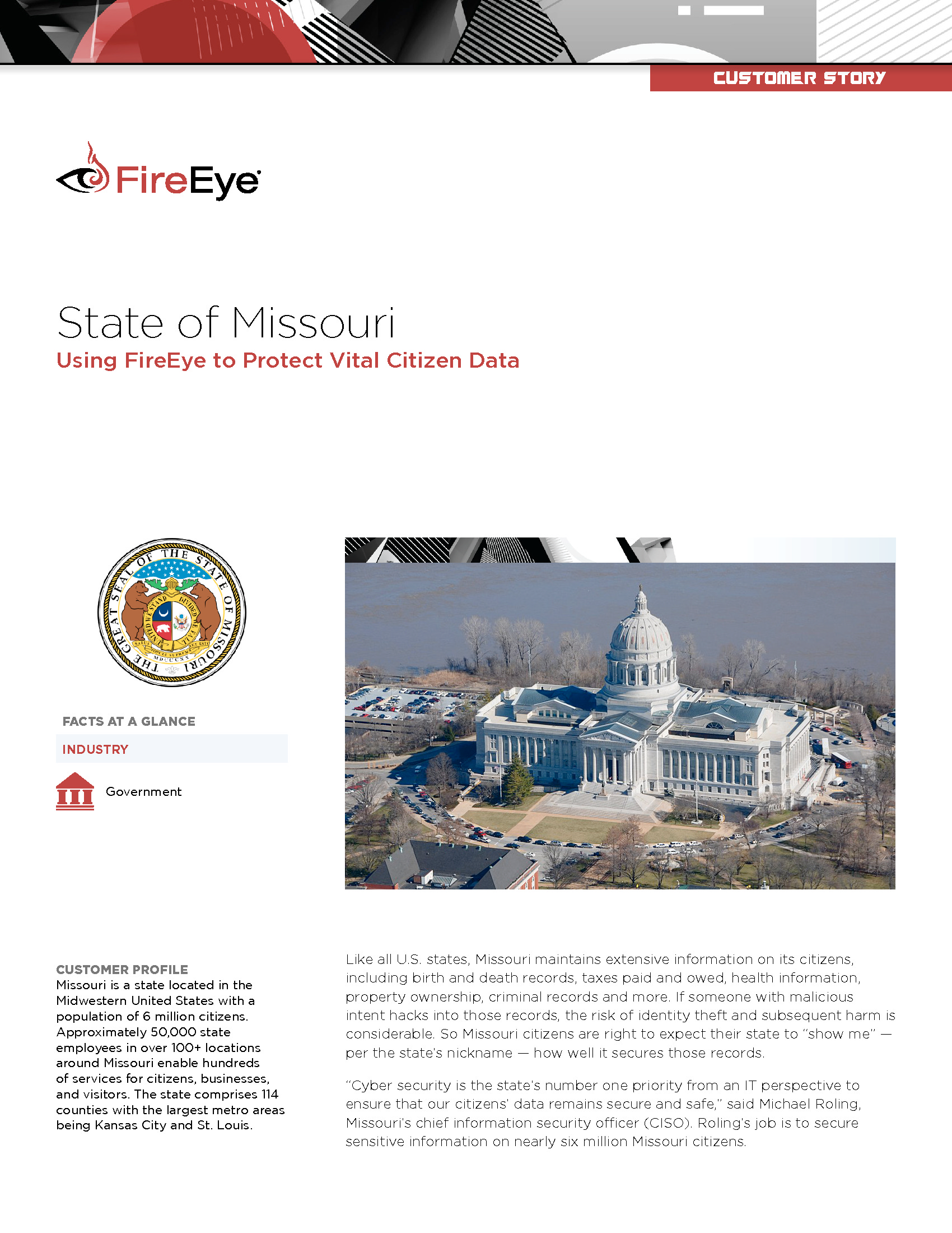 GOV - FireEye - 2018 Politics Channel - State of Missouri