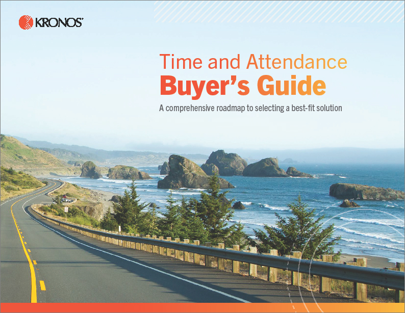 GOV - Kronos - 2018 Workforce Channel - Time and Attendance Buyer's Guide