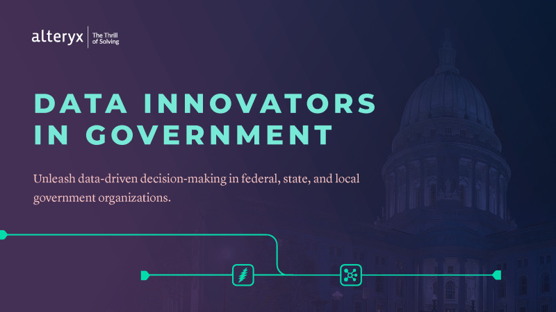 Data Innovators in Government